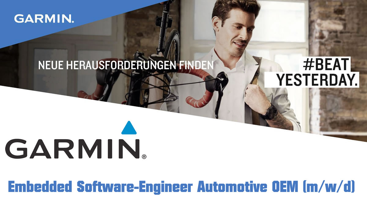 Embedded Software-Engineer Automotive OEM (m/w/d)