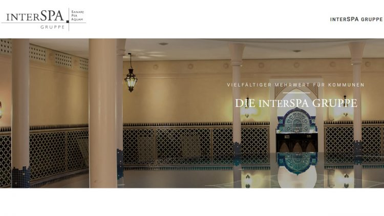 InterSPA Gesellschaft für Betrieb WONNEMAR