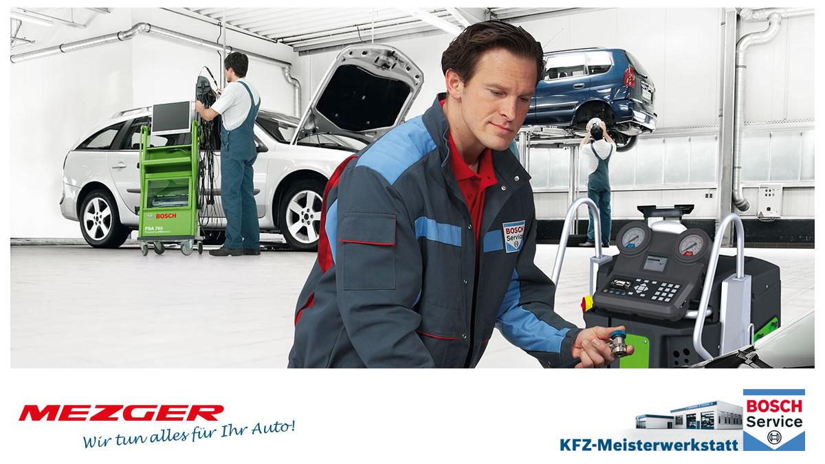 Kfz-Mechatroniker m/w/d