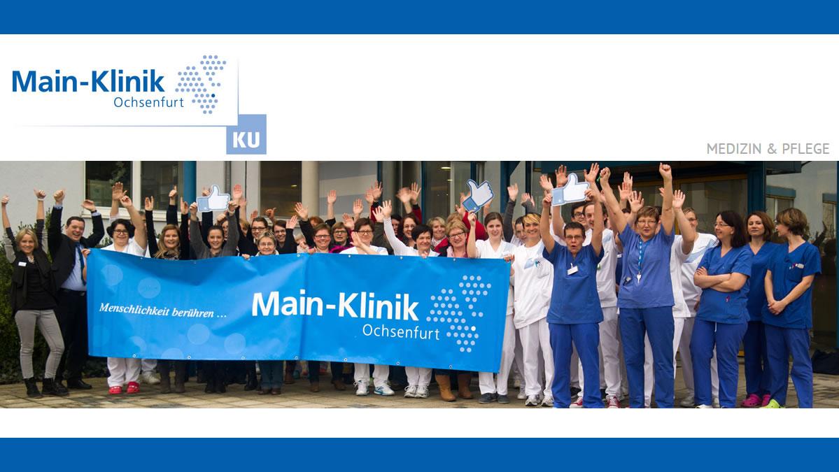 Abteilungsleitung Technik & Bau (m/w/d) in der Main-Klinik Ochsenfurt