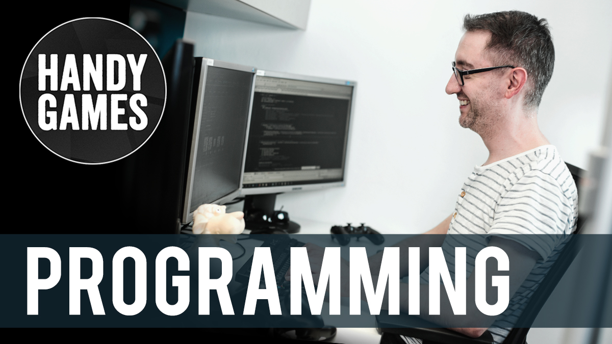 Game Programming (w/m/d)