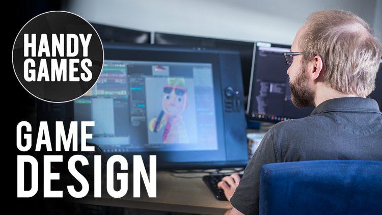 Game Design (w/m/d)