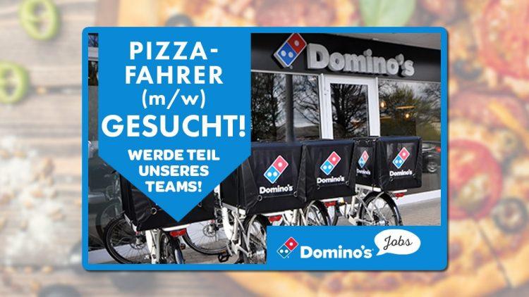 Pizza-Fahrer (m/w/d)