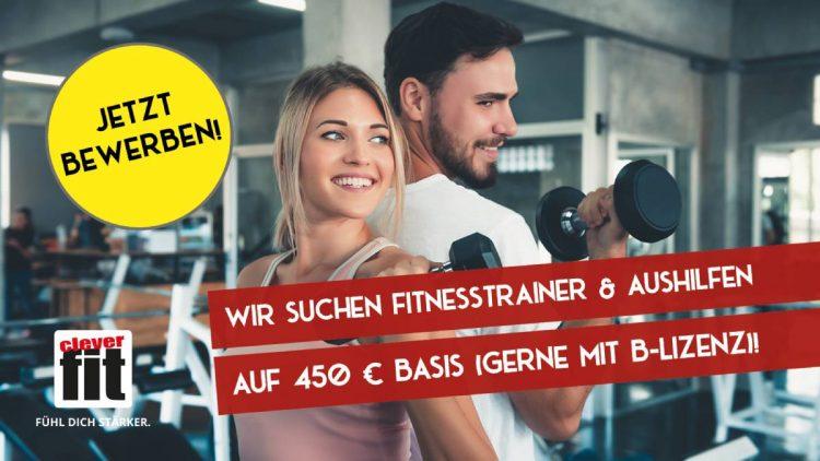 Ausbildung – Sport- und Gesundheitstrainer/in (IST) / Sport- und Fitnessbetriebswirt/in (IST) (m/w/d)