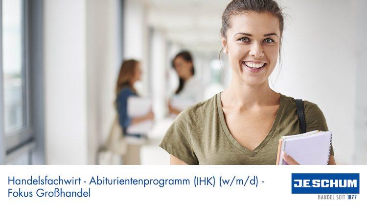 Handelsfachwirt/-in Abiturientenprogramm (IHK) – Fokus Großhandel (m/w/d)