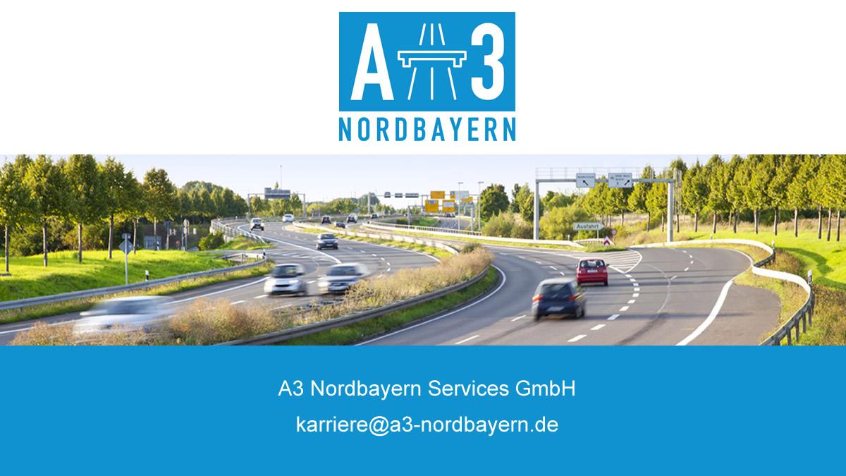A3 Nordbayern Services GmbH sucht (m/w/d)