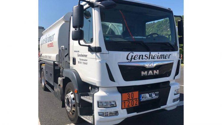 Tankwagenfahrer (m/w/d)