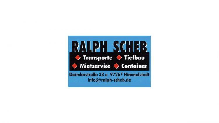 Firma Scheb sucht (m/w/d)