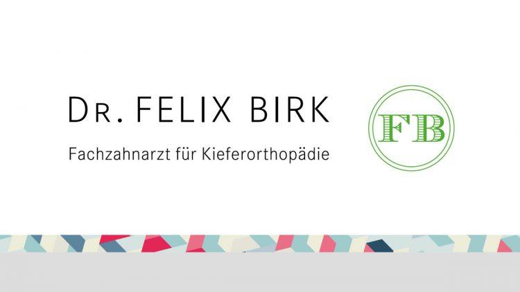 Dr. Felix Birk