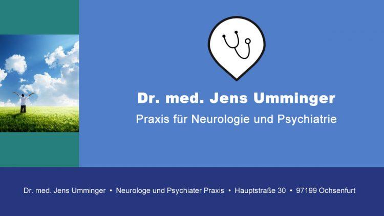 Praxis für Neurologie und Psychiatrie Dr. med. Jens Umminger