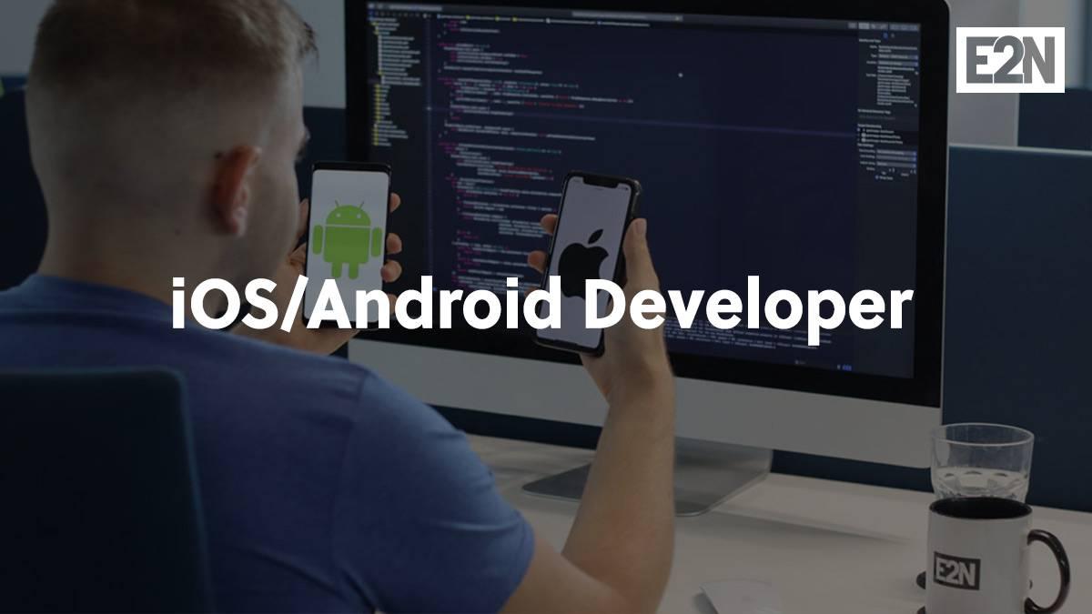 iOS und/oder Android Developer (w/m/d)