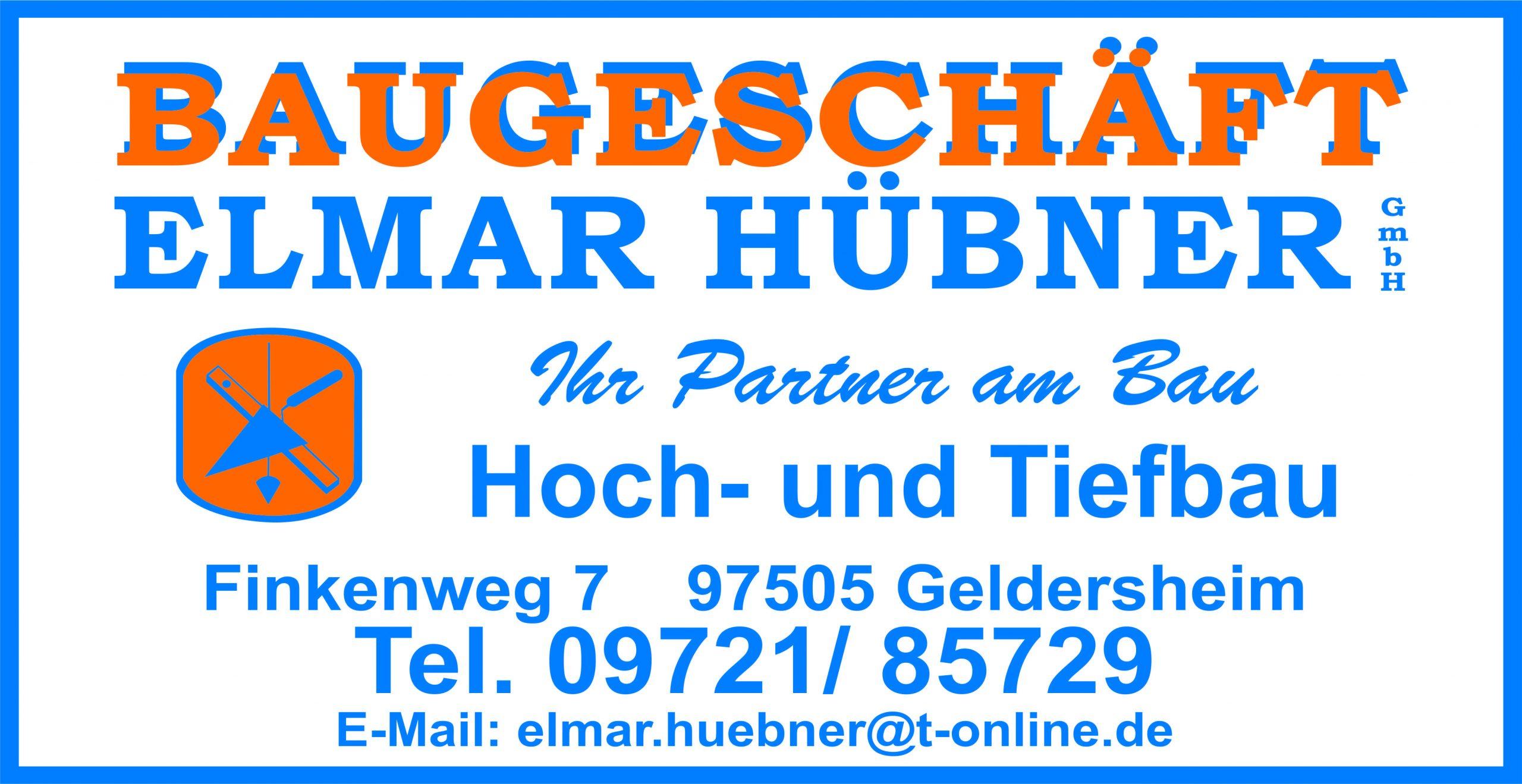 Baugeschäft Elmar Hübner GmbH