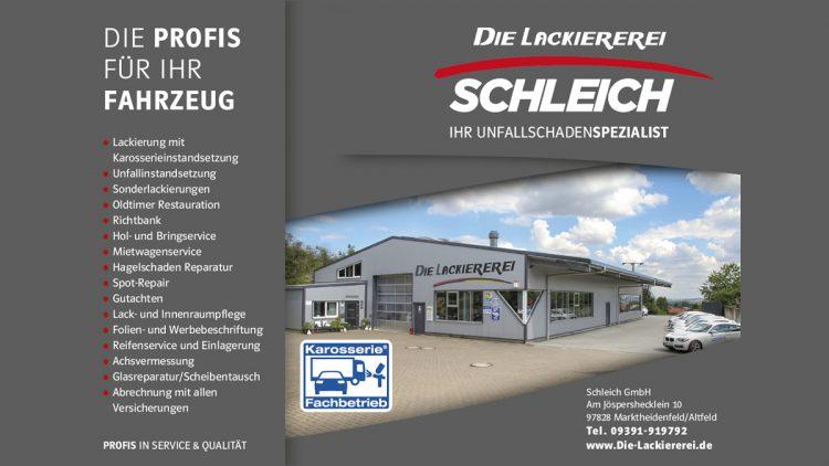 Die Lackiererei Schleich GmbH