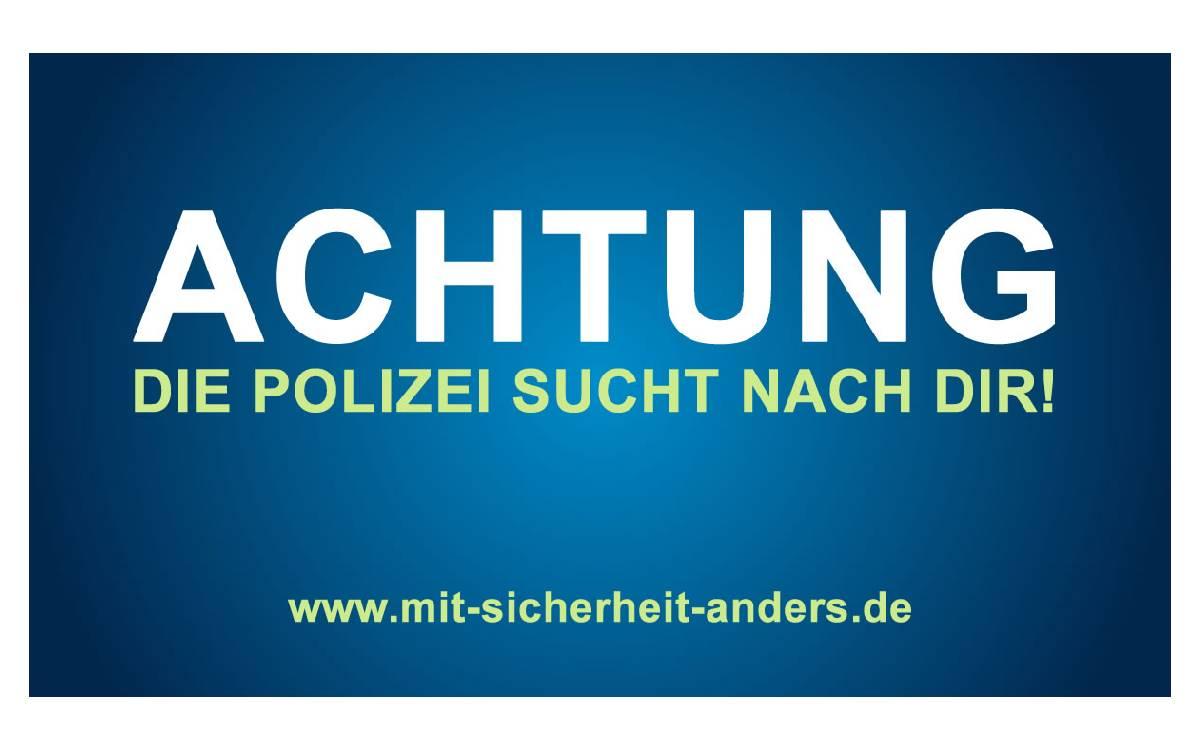 Ausbildung bei der Polizei Bayern in der 2. QE (m/w/d)