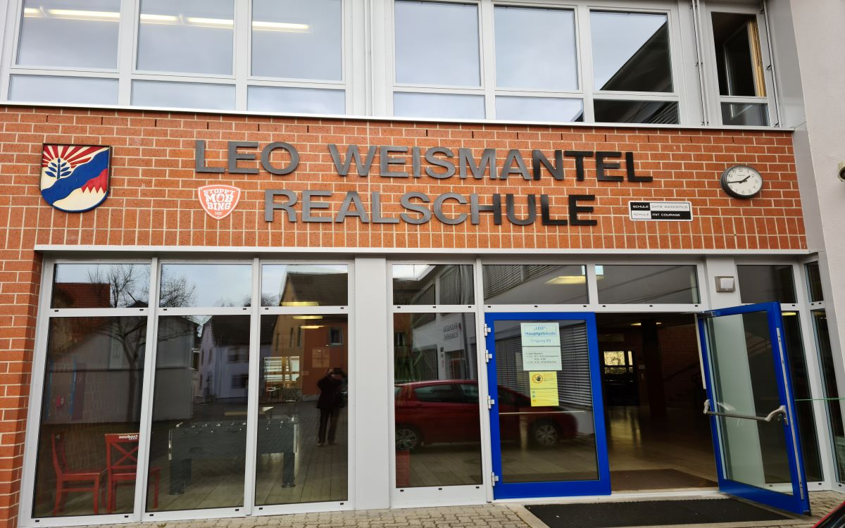 Leo-Weismantel-Realschule sucht Lehrkräfte m/w/d