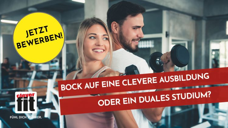 Dualer Bachelor Fitnessökonomie und Gesundheitsmanagement Studiengang, BA-Studenten (m/w/d)